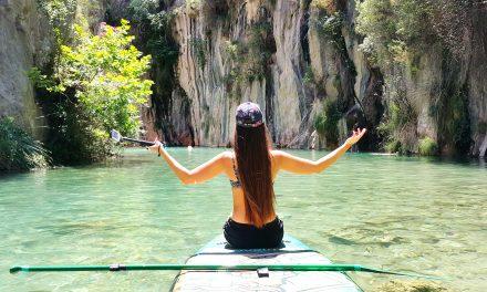 Travel to Montanejos