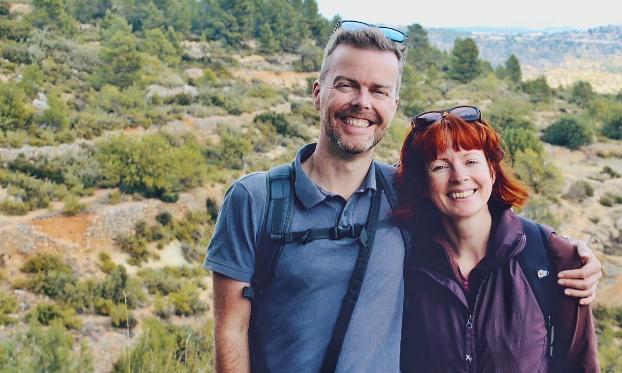 How to find time to exercise when you have your own business? Interview with my friends Kat and Mat