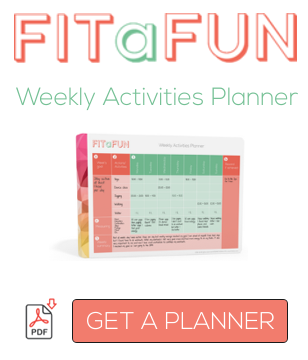 FITaFUN Weekly Activities Planner
