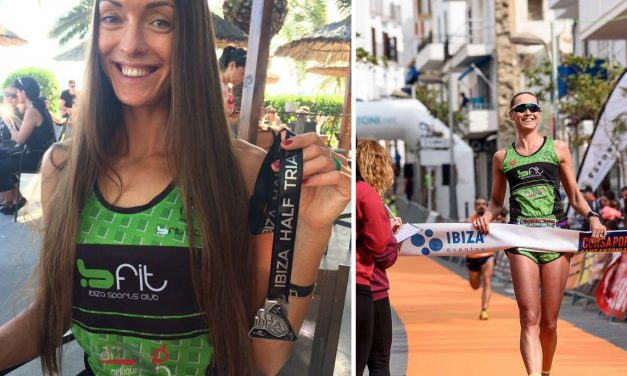 Fitness Secrets from a Triathlon Athlete. Inspirational Interview with Indre