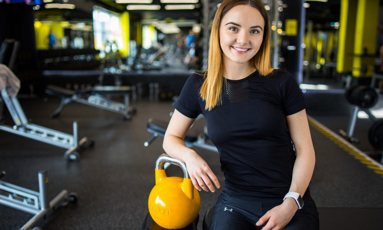 Interview with professional fitness instructor Greta