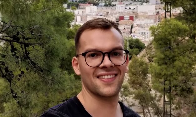 Interview with Marius about the habits which help achieve goals