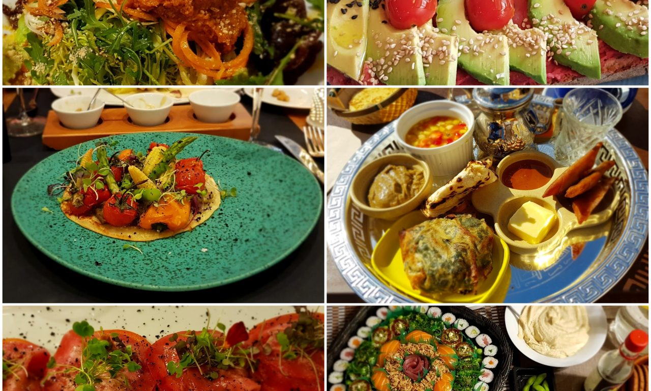 The best places to eat in Valencia. List of restaurants (including vegetarian options)
